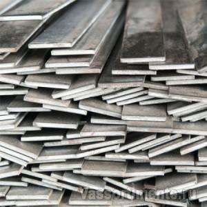 Полоса стальная оцинкованная 100х6 мм ст3 6 м ГОСТ 9.307-89