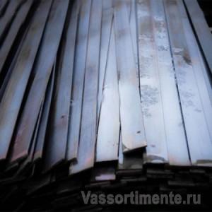 Полоса стальная оцинкованная 20х4 мм ст3 6 м ГОСТ 9.307-89