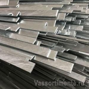 Полоса стальная оцинкованная 40х3 мм ст3 6 м ГОСТ 9.307-89