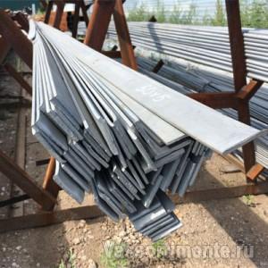 Полоса стальная оцинкованная 40х4 мм ст3 6 м ГОСТ 9.307-89