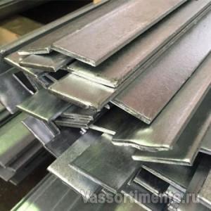 Полоса стальная оцинкованная 40х6 мм ст3 6 м ГОСТ 9.307-89