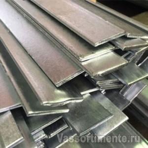 Полоса стальная оцинкованная 40х8 мм ст3 6 м ГОСТ 9.307-89
