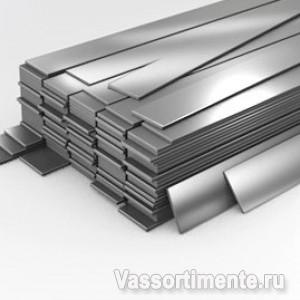 Полоса стальная оцинкованная 45х8 мм ст3 6 м ГОСТ 9.307-89