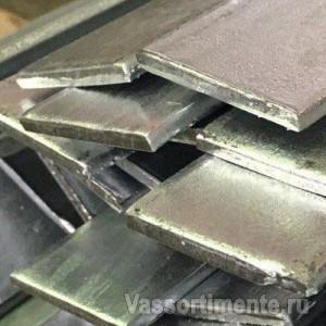 Полоса стальная оцинкованная 50х3 мм ст3 6 м ГОСТ 9.307-89
