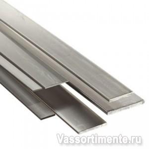 Полоса стальная оцинкованная 50х4 мм ст3 6 м ГОСТ 9.307-89