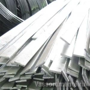 Полоса стальная оцинкованная 50х5 мм ст3 6 м ГОСТ 9.307-89