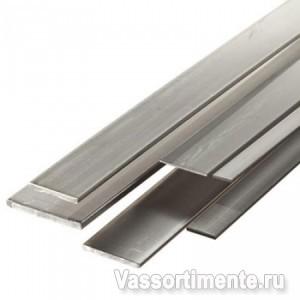 Полоса стальная оцинкованная 55х8 мм ст3 6 м ГОСТ 9.307-89