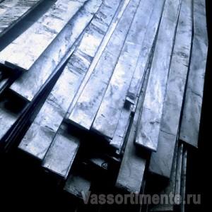 Полоса стальная оцинкованная 60х4 мм ст3 6 м ГОСТ 9.307-89