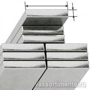 Полоса стальная оцинкованная 60х6 мм ст3 6 м ГОСТ 9.307-89