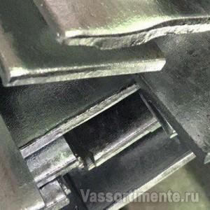 Полоса стальная оцинкованная 80х4 мм ст3 6 м ГОСТ 9.307-89